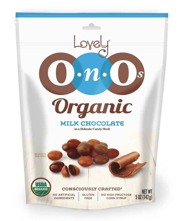 Organic Milk Chocolate Onos