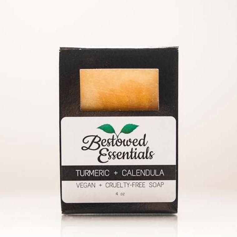 Turmeric + Calendula Soap