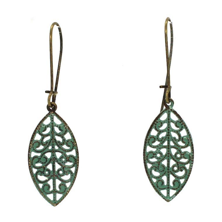 Leafly Earrings