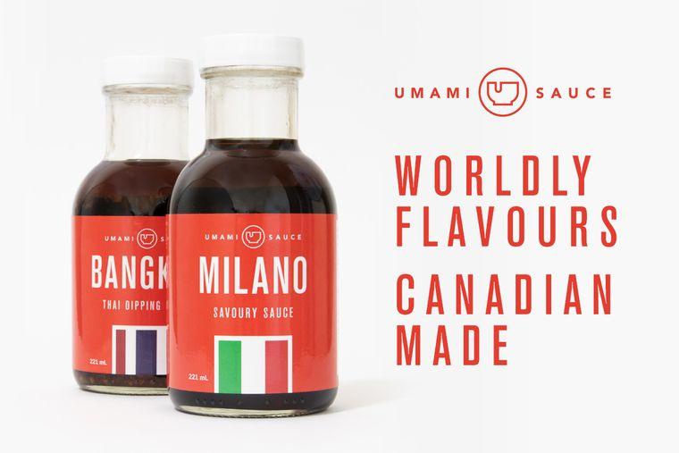 Umami Sauce Line