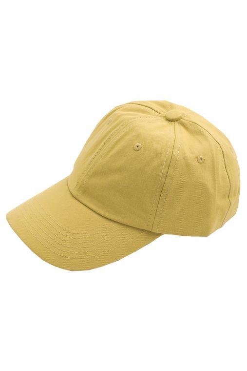Back Strap Baseball Cap