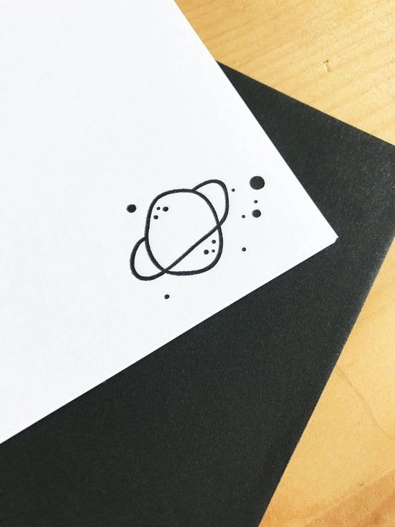 Planet Stationery Set