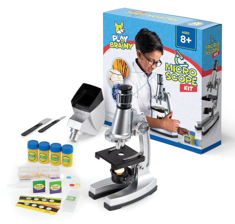 Microscope Kids
