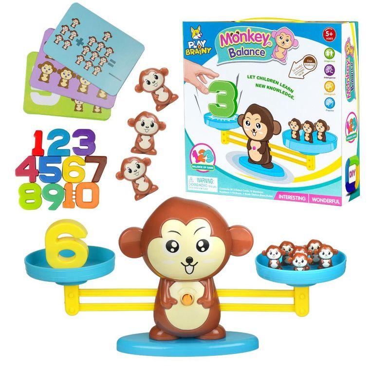 Monkey Balance toy