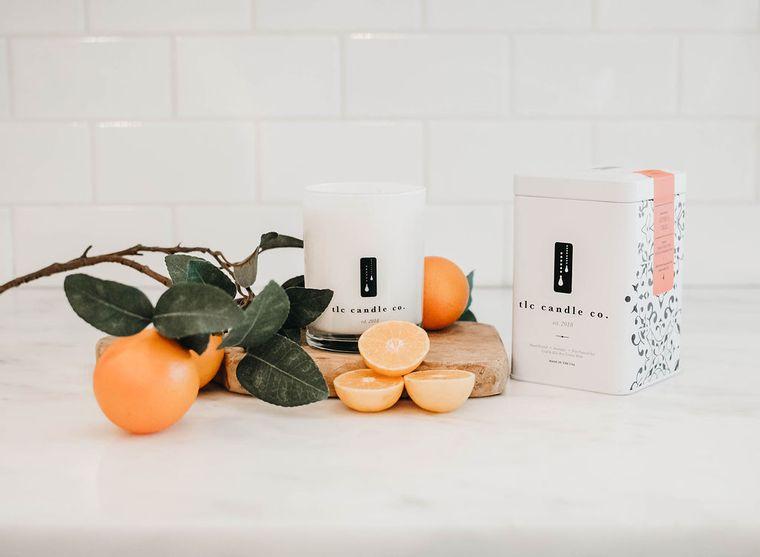 Citrus Tree - Citrus Candle