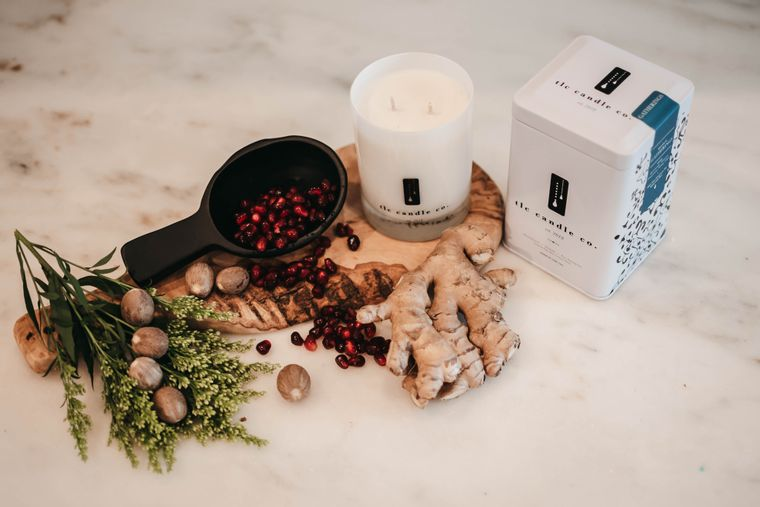 Gatherings - Pomegranate Cider Candle