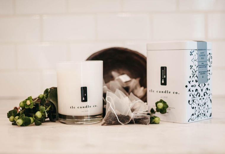 London Fog - Earl Grey Candle