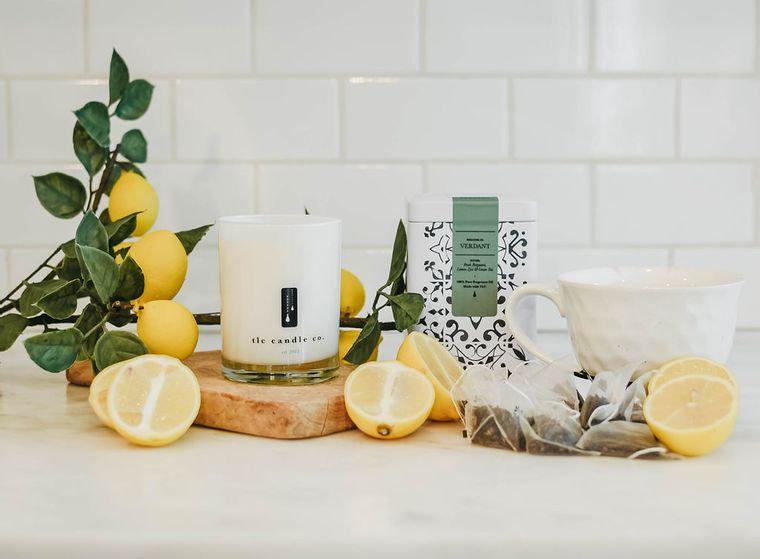 Verdant - Lemon Bergamot Candle