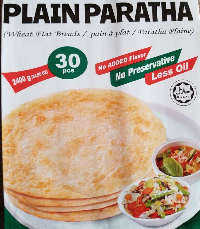 Plain Paratha Family Pack