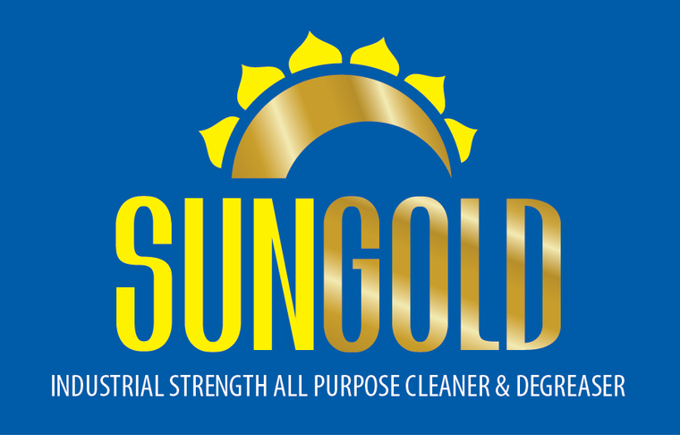 Sun Gold Concentrated Cleaning Paste