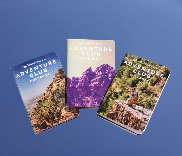 Adventure Club Notebook Set – Grand Canyon