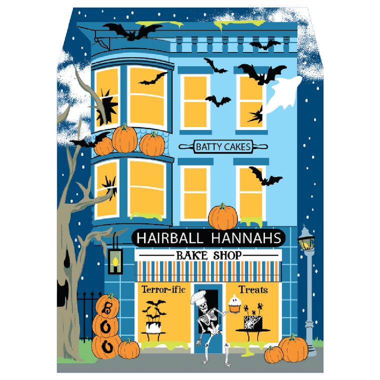 Halloween, Hairball Hannah's Bake Shop