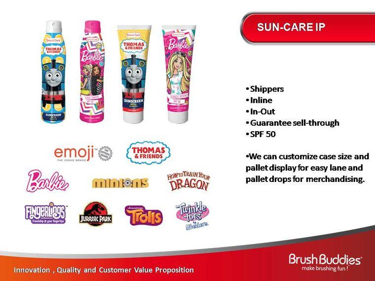 Smart Care 50SPF sunscreen