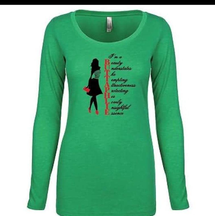 Butta-Phlie Women's Wear