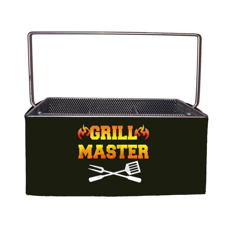 Organize Anything Caddy For Tailgaiting, Grilling, Camping and More