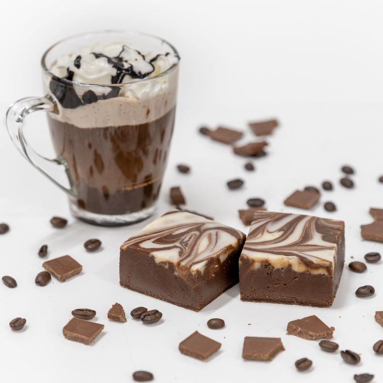 Café Mocha Fudge (1/2 lb Package)