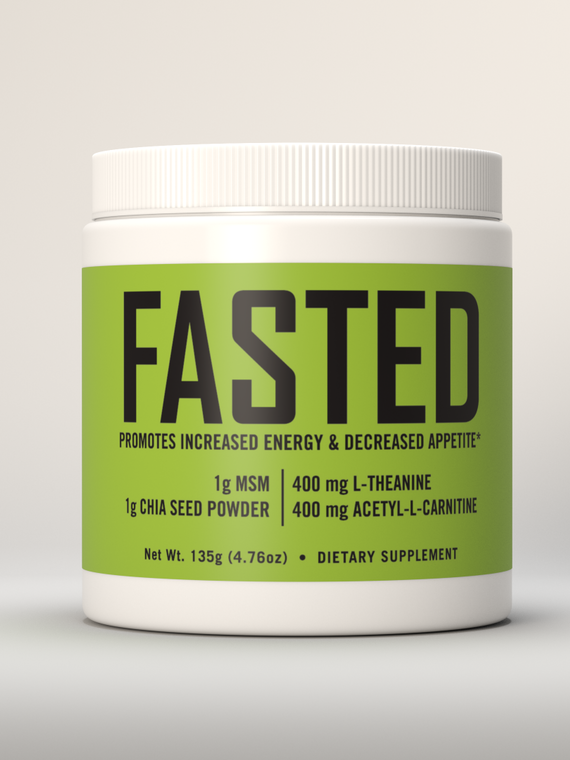 Fasted