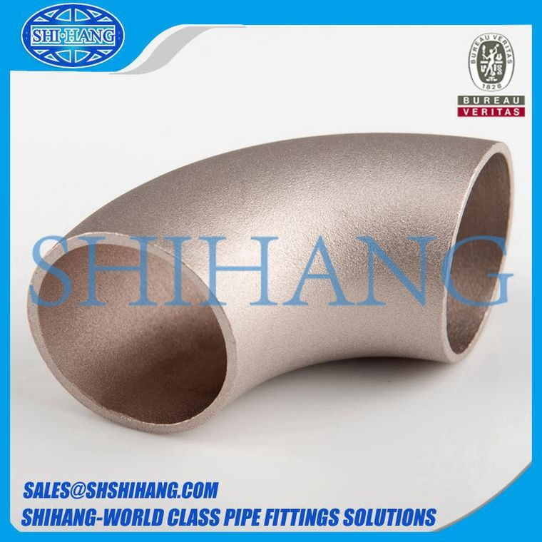 Copper Nickel CuNi 90/10 C70600 Pipe Fittings