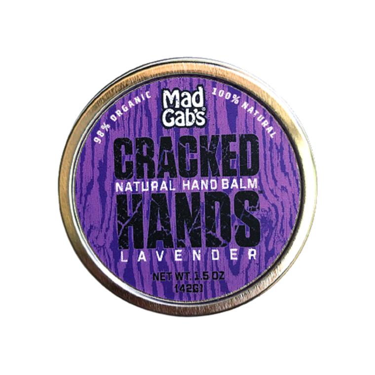 Lavender Cracked Hands Shea Butter Balm Open Stock