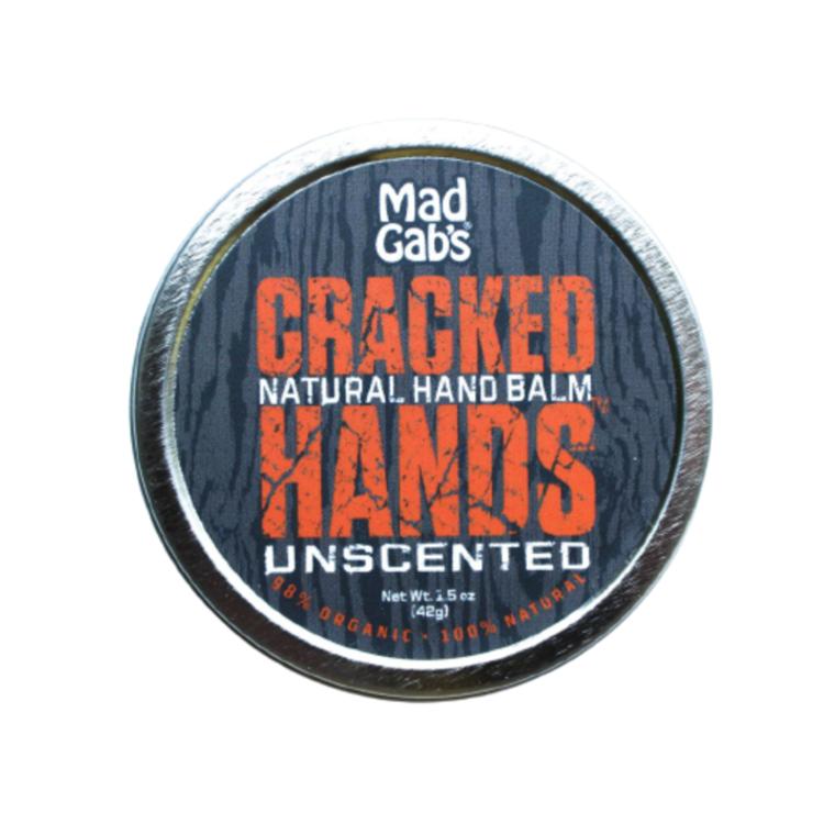 Cracked Hands Shea Butter Balm Open Stock