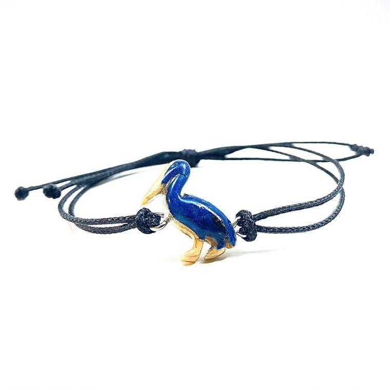 Skateboard Pelican Bracelet
