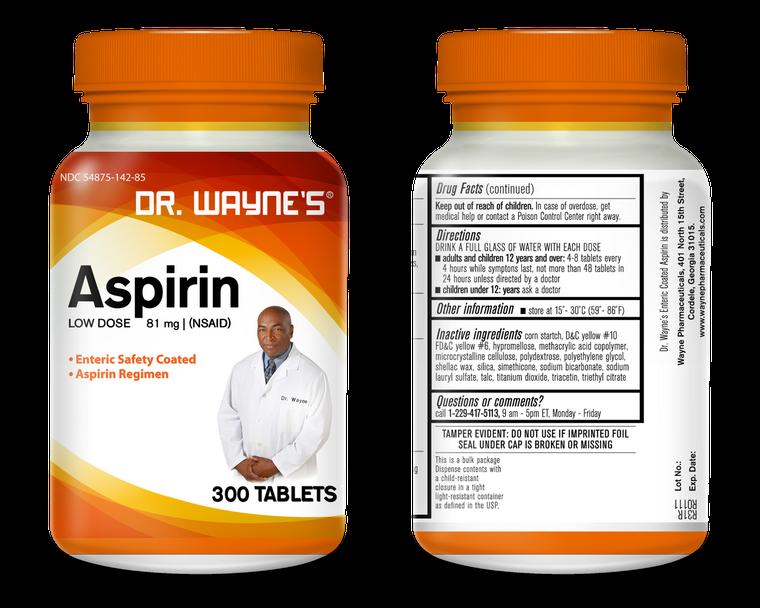 Dr. Wayne's Aspirin