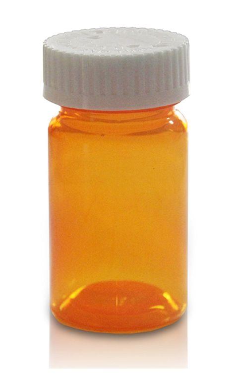 Amber Twist Pro - Screw Cap Vials