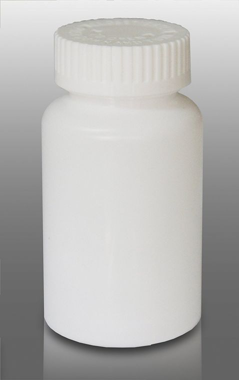 Mega Pro Vial with Child Resistant Caps