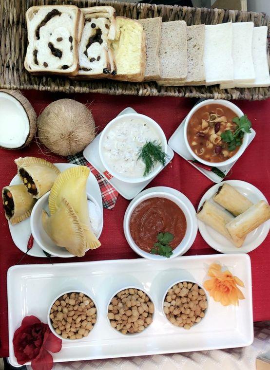 Eko Delight Bread, pastries and snacks