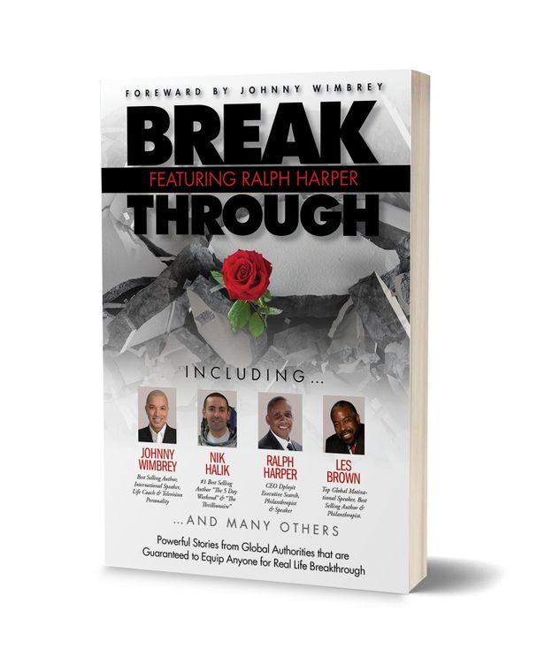 The Break Through - Book