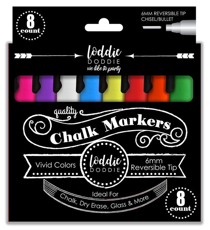 NEON Liquid Chalk Markers