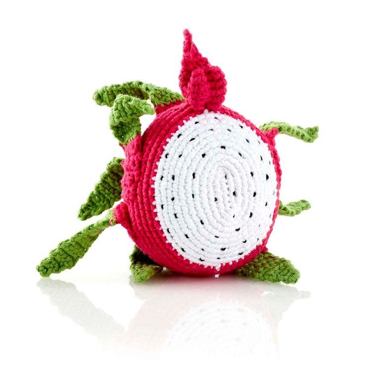 Dragonfruit Rattle