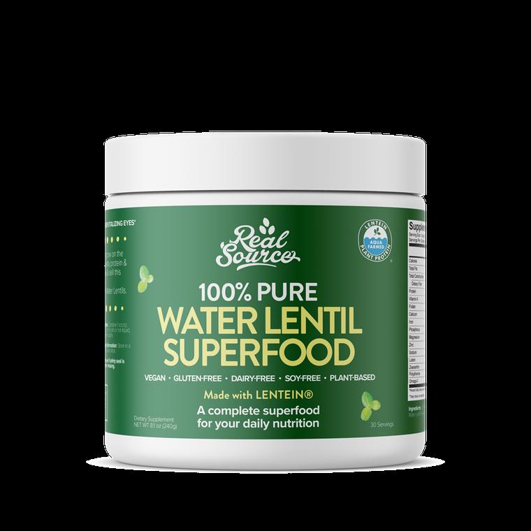 Water Lentil Superfood