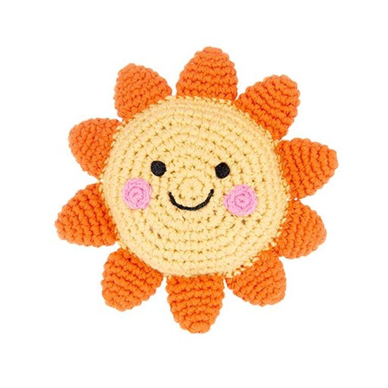 Friendly Sun Rattle