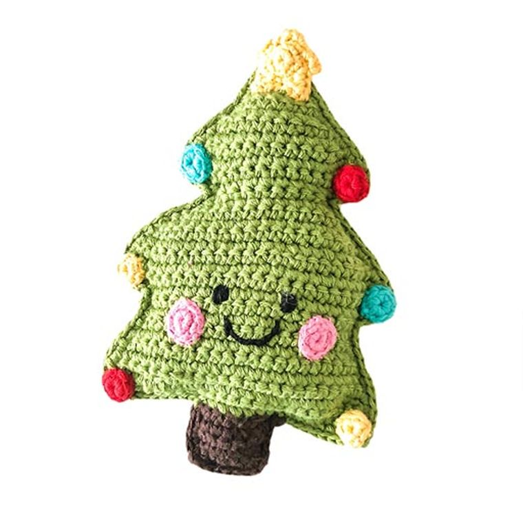 Christmas Tree Rattle