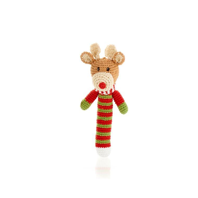 Stick Rattle - Rudolph