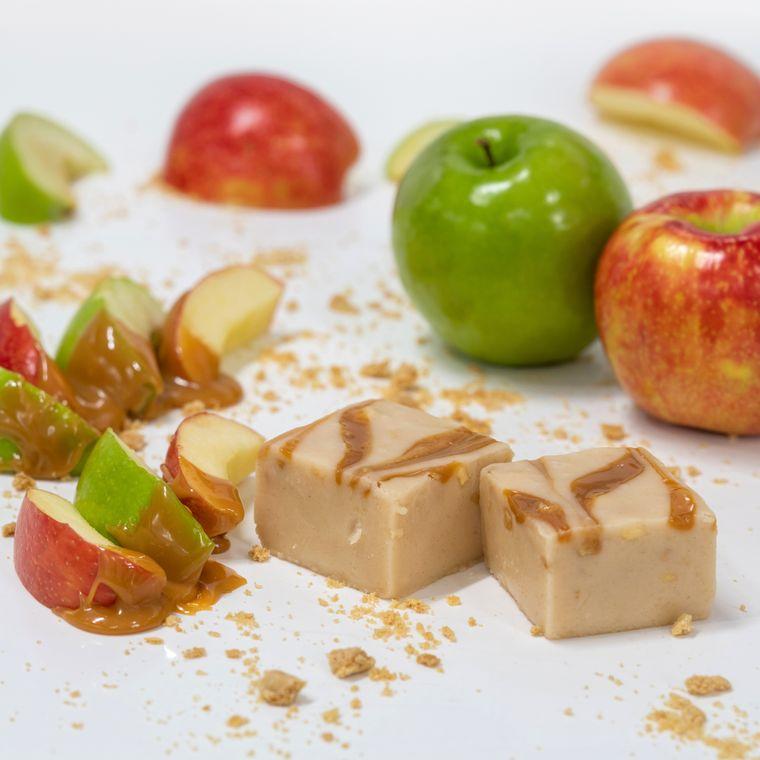 Caramel Apple Pie Fudge (1/2 lb Package)