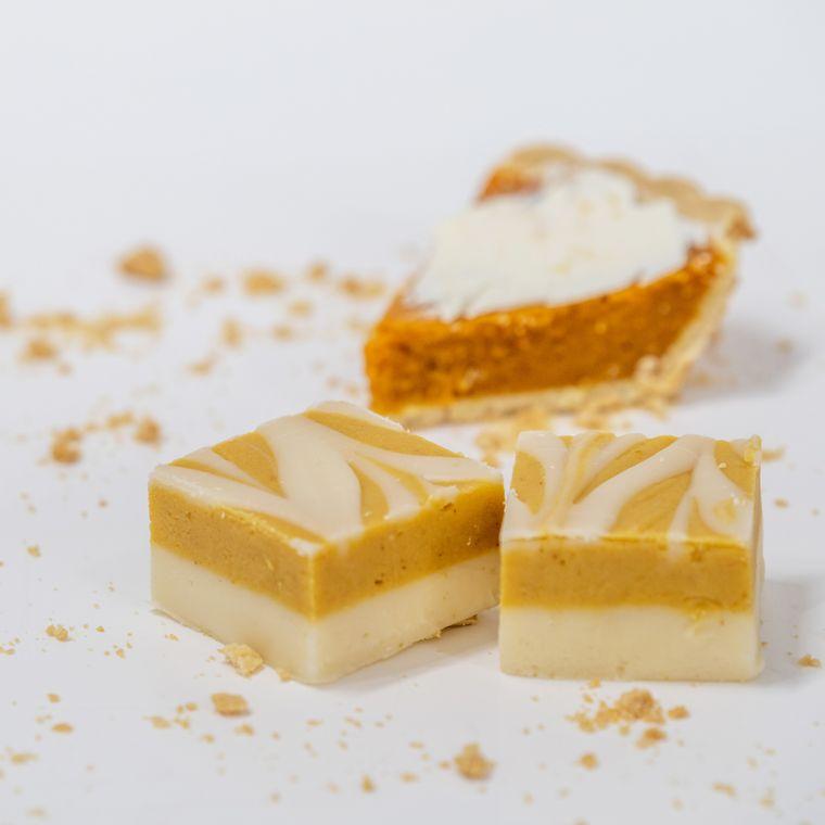 Pumpkin Cheesecake Fudge (1/2 lb Package)