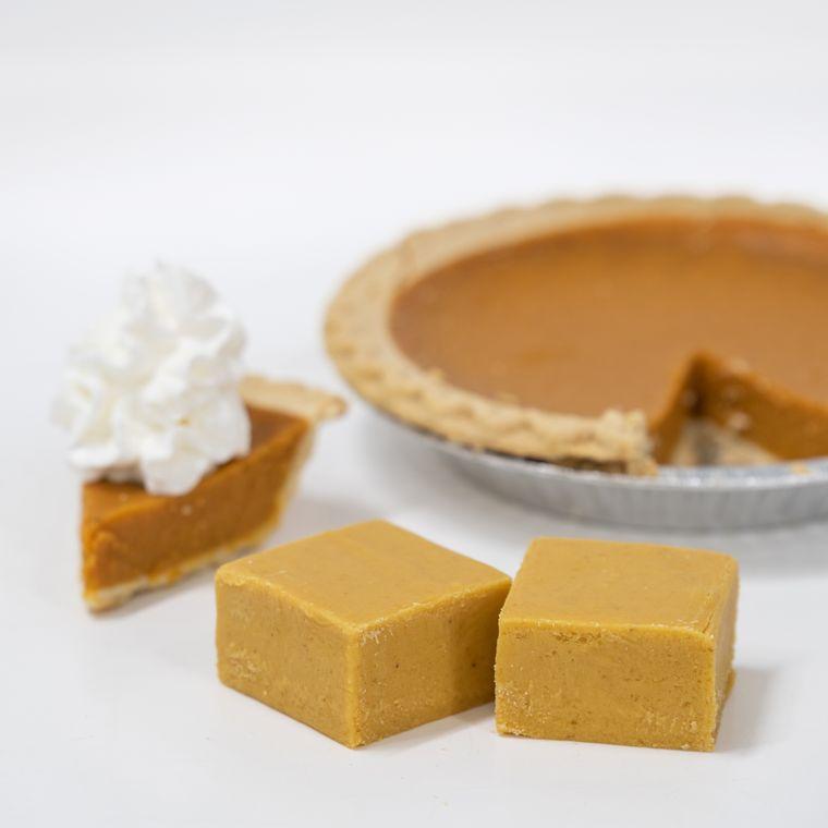 Pumpkin Pie Fudge (1/2 lb Package)