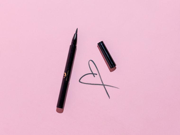 MISS SWISS Silhouette Liquid Eyeliner | Waterproof| Vegan Formula| Precision Eyeliner| Clean Beauty