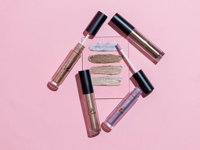 MISS SWISS Liquid Eyeshadow | Metallic Eyeshadow| Jane, Pauline, Ashley & Beth| Clean Beauty