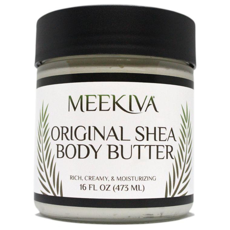 Meekiva Original Shea Body Butter