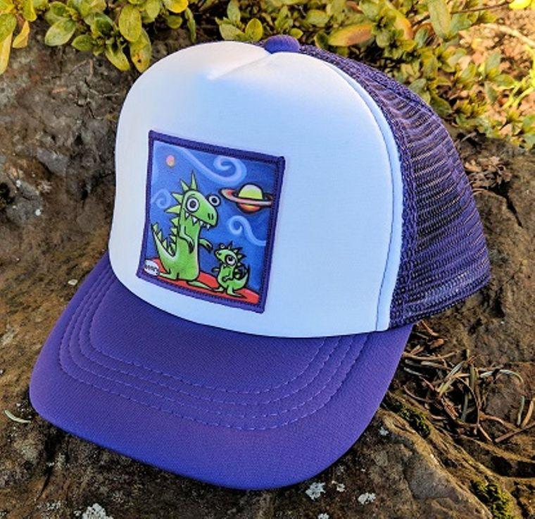 Dinosaur Jr. Little Henry Trucker Hat