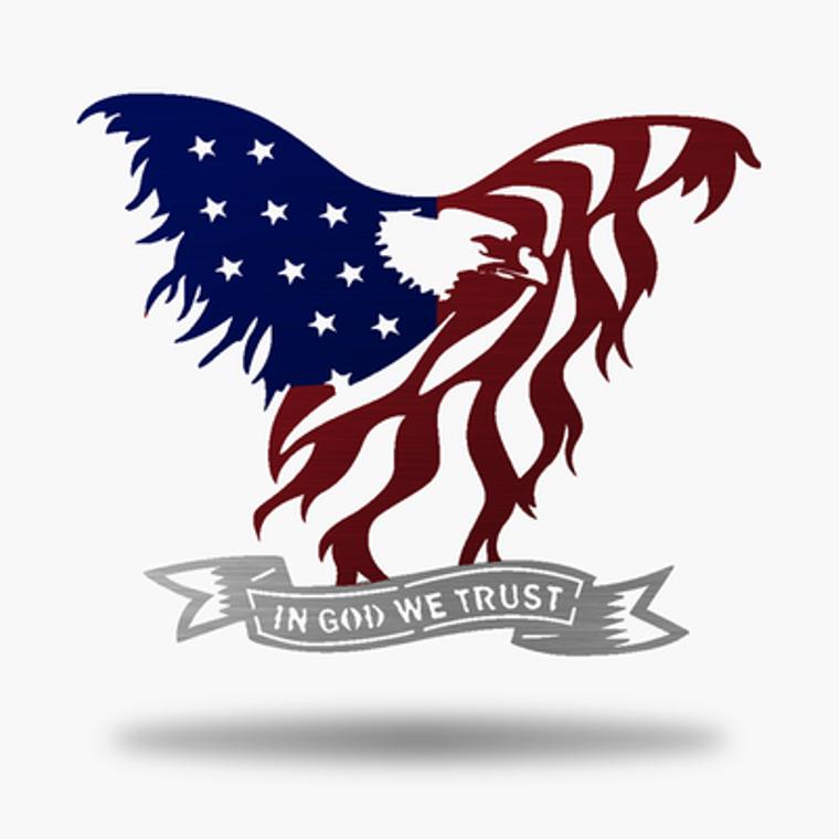 Steel American Eagle
