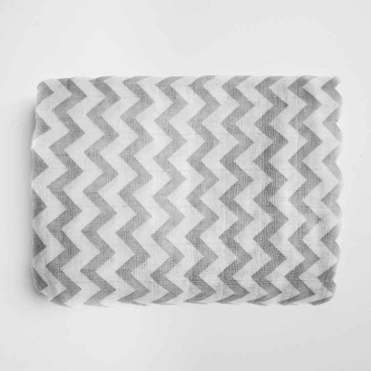 ZigZag Swaddle Blanket