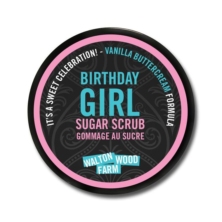 Birthday Girl Sugar Scrub