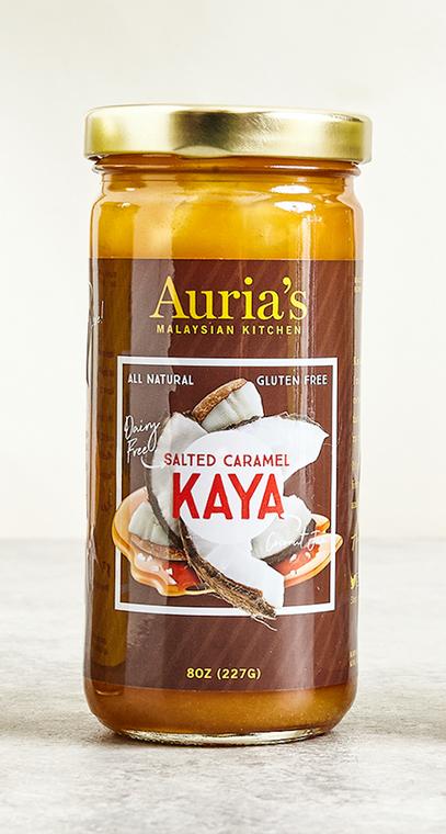 Salted Caramel Kaya