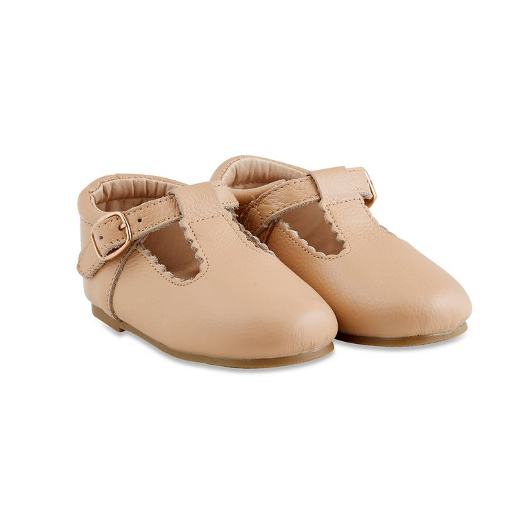 Hard Sole Toddler Mary Jane // 3 Colors