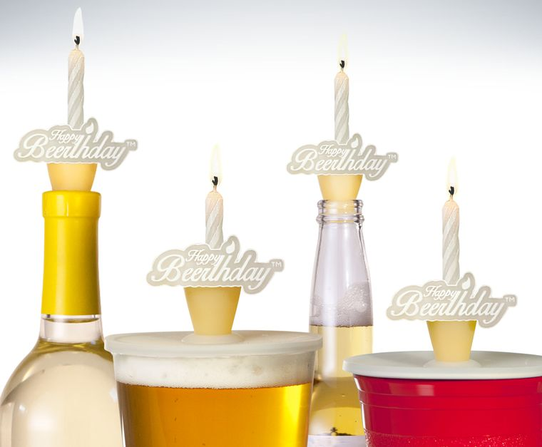The Original Beerthday Candle™