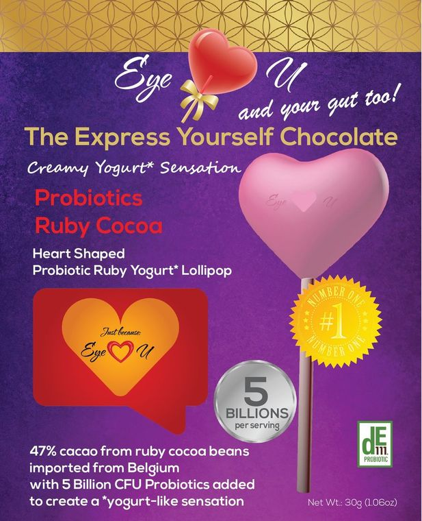Eye Luv U Chocolates